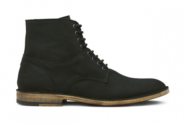 Marc Jacobs Canvas Laceup Boot Marc Jacobs Canvas Laceup Boots