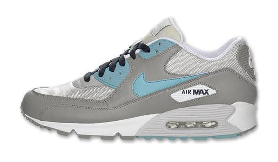 Nike Air Max 90 SI – Grey & Mineral Blue