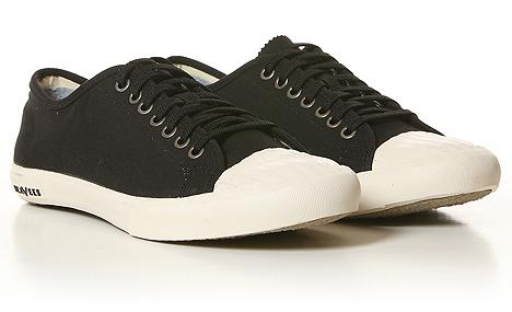 SeaVees Army Issue Sneakers In Black4 SeaVees Army Issue Sneakers In Black