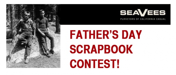 SeaVees Fathers Day Contest3 SeaVees Scrapbook Contest