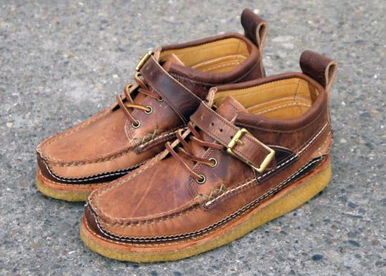 Yuketen Maine Guide Strap Shoe