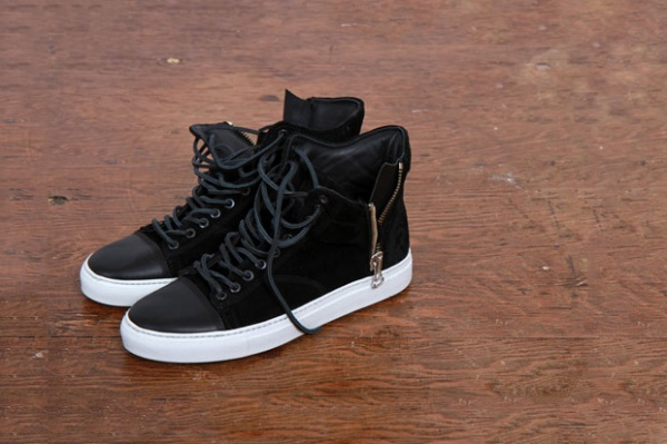 wings + horns Hi Cut Sneaker Fall Winter 2011 wings + horns Hi Cut Sneaker Fall / Winter 2011