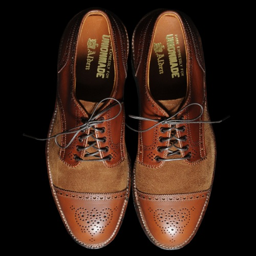 Alden & Unionmade Shoes for Spring Summer 2011 (3)