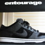 Entourage Nike SB Dunk Low 150x150 Entourage & Nike SB Dunk Low