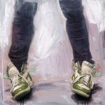Sneaker Paintings by Joe DeLorenzo 150x150 Sneaker Paintings by Joe DeLorenzo
