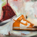 Sneaker Paintings by Joe DeLorenzo 2 150x150 Sneaker Paintings by Joe DeLorenzo