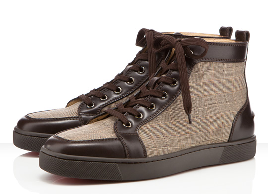 christian louboutin sneakers 2 Christian Louboutin Fall/Winter 2011 Sneakers