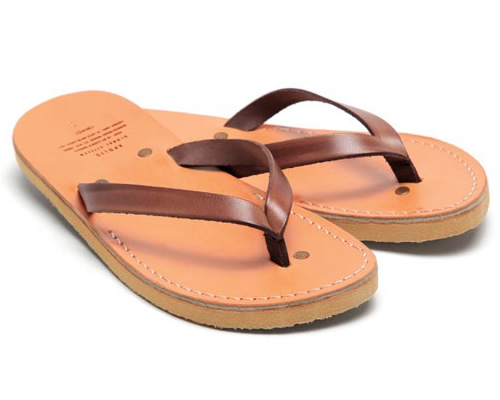 Apolis Co op Leather Sandals Apolis Co op Leather Sandals