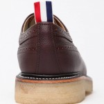thom browne scotch grain wingtip brogue4 150x150 Thom Brown Wingtip Brogue