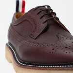 thom browne scotch grain wingtip brogue5 150x150 Thom Brown Wingtip Brogue