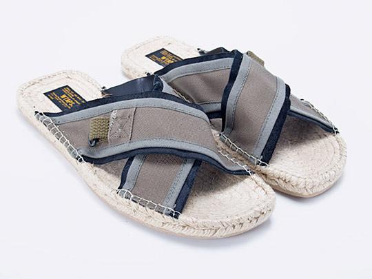 wtaps Espadrille Sandals WTAPS Espadrille Sandals