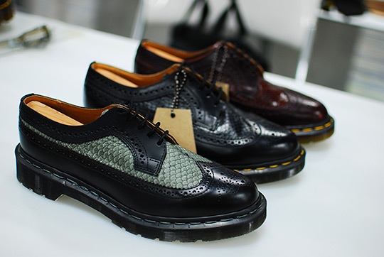 Dr. Martens Made in England Fish Scale Shoes 3 Dr. Martens Made in England Fish Scale Shoes