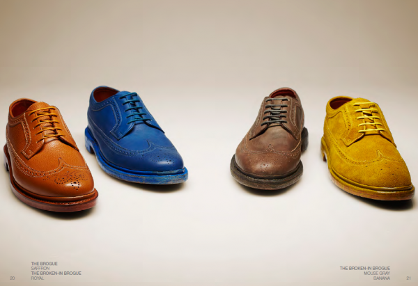Florsheim by Duckie Brown Spring Summer 2012 Collection 5 Florsheim by Duckie Brown Spring / Summer 2012 Collection