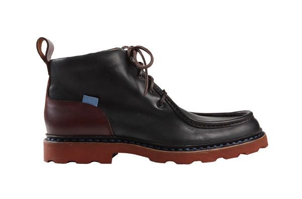 Hixsept X Paraboot Vercors Boot Fall Winter 2011 Collection 01 Hixsept x Paraboot Vercors Boot