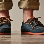 oak Street bootmakers navy suede 02 150x150 Oak Street Bootmakers Navy Suede Trail Oxford