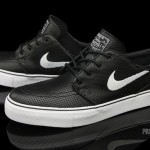 Nike SB Stefan Janoski Premium in Black Perforated Leather 02 150x150 Nike SB Stefan Janoski Premium
