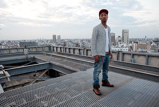 palladium boots tokyo rising pharrell williams 0 Video: Palladium Boots Tokyo Rising ft. Pharrell Williams