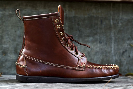 sebago ronnie fieg seneca boots 0 Ronnie Fieg For Sebago Fall/Winter 2011 Seneca Boot