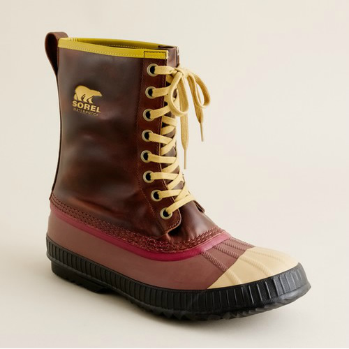 sorel Sorel for J.Crew Sentry Pac Boot