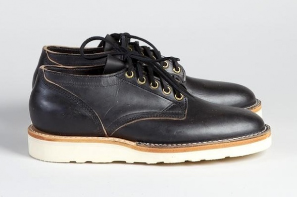 superdenim viberg 145 oxford black chromexcel 1 Superdenim x Viberg 145 Oxford Black Chromexcel