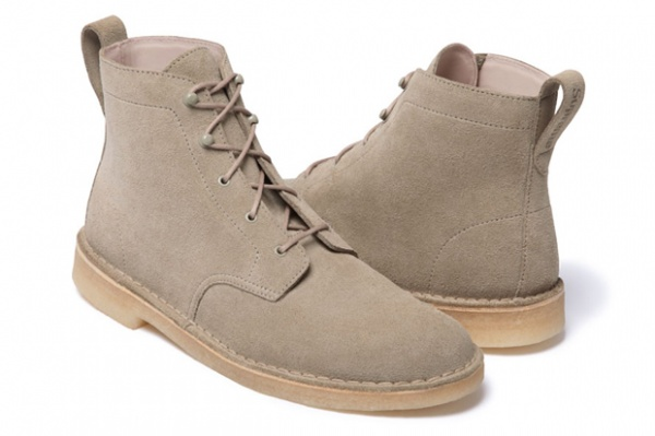 Boot Clarks command conquer