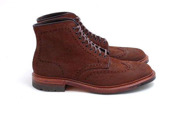 DSC 00132 Alden x Leffot Greenwich Boot