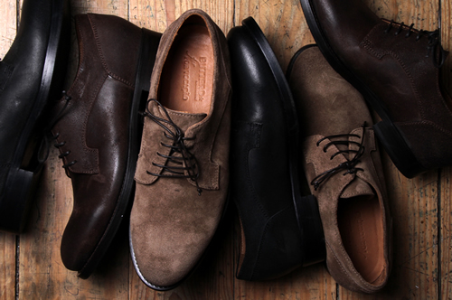 buttero por vocacao derby shoes fall winter 2011 italy 1 Buttero x Por Vocacao Derby Shoes