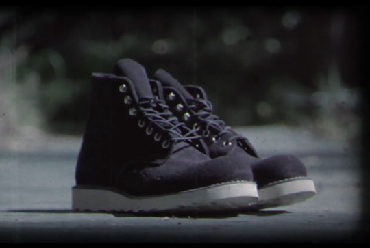 blends red wing boots preview Video: Blends x Red Wing Preview