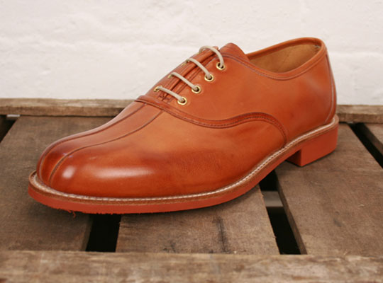 hr grenson 01 Grenson for Heritage Research Spring/Summer 2012