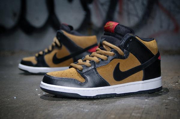nike sb dunk mid pro golden hops 01 Nike SB Dunk Mid Pro Golden Hops