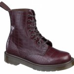 13846600 CORE PASCAL 8 EYE BOOT CHERRY RED CROCO 150x150 Dr. Martens Spring/Summer 2012 Collection Preview