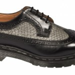 14337001 MIE 3989 BROGUE BLACK CHARCOAL SMOOTH TG FISHSKIN 150x150 Dr. Martens Spring/Summer 2012 Collection Preview