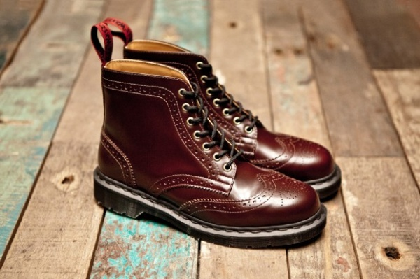 beams dr martens 7 eye brogue boot 1 620x413 The Seven Eye Brogue Boot by Beams & Dr. Martens