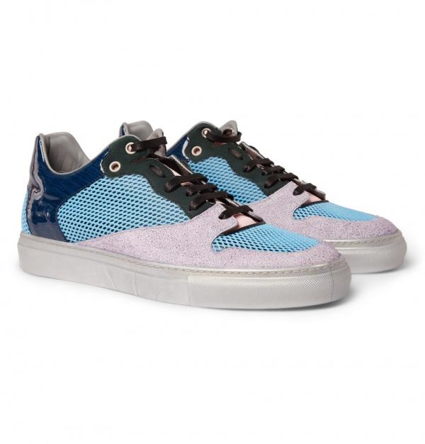 180214 mrp fr xl Balenciaga Panelled Sneaker