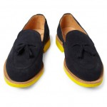 187259 mrp e1 l 150x150 Mark McNairy Contrast Sole Suede Tassel Loafers