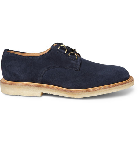 187262 mrp in l Mark McNairy Creepy D Ring Suede Brogues