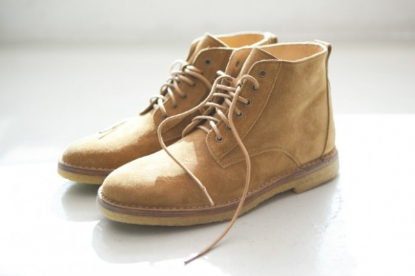 a p c 2012 spring lace up boots 1 620x413 A.P.C. Spring 2012 Lace up Boots