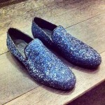 photo 39 150x150 Jimmy Choo Sloane Glitter Appliqué Evening Slippers