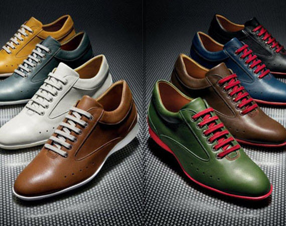 Aston Martin x John Lobb Driving Shoes Aston Martin x John Lobb Driving Shoes