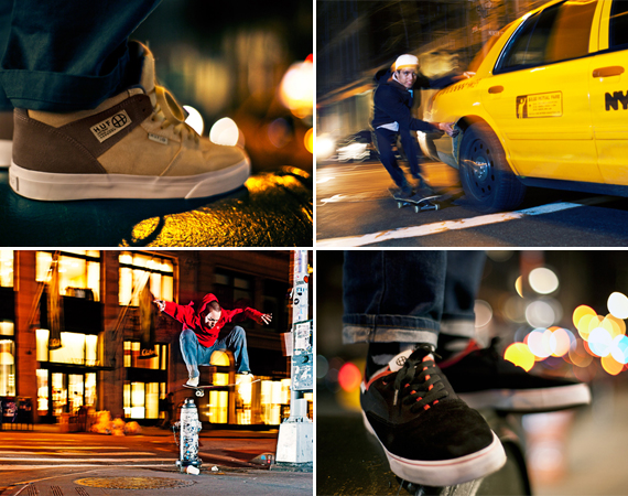 HUF Spring 2012 Footwear Delivery One HUF Spring 2012 Footwear Delivery One Lookbook