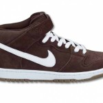 Nike SB Dunk Mid Brogue Brown2 150x150 Nike SB Dunk Mid Brogue Brown