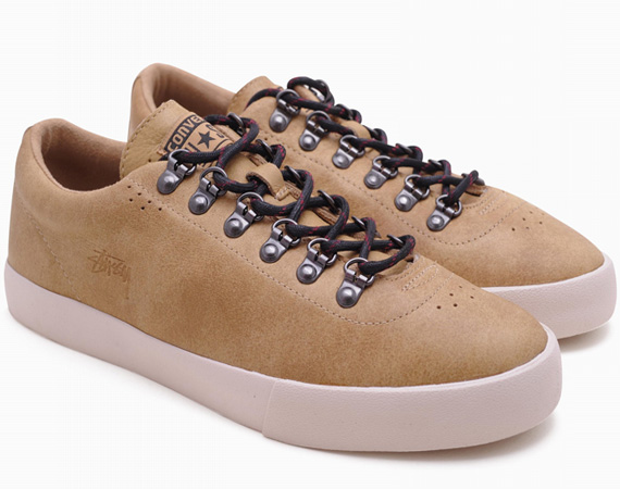 Stussy x Converse Elm Shoe Stussy x Converse Elm Shoe