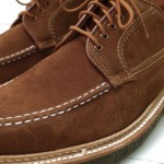 Alden x The Bureau Snuff Suede Moc Toe Shoe4 150x150 Alden x The Bureau Snuff Suede Moc Toe Shoe