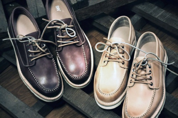 BNV 2012 SpringSummer 4 Eye Boat Shoe BNV 2012 Spring/Summer 4 Eye Boat Shoe