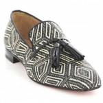 Christian Laboutin Daddy Panama Geometrico Loafer 150x150 Christian Laboutin Daddy Panama Geometrico Loafer