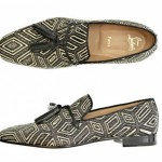 Christian Laboutin Daddy Panama Geometrico Loafer3 150x150 Christian Laboutin Daddy Panama Geometrico Loafer