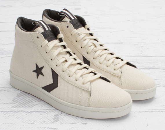 Converse First String Standards Pro Leather Canvas