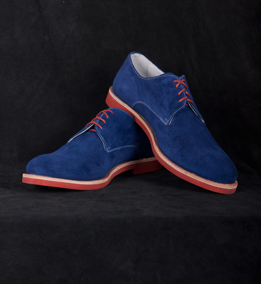 Size sur Vingt Colored Suede Shoes Size sur Vingt Colored Suede Shoes