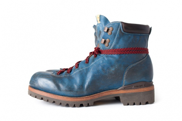 Visvim Scriptura Folk-Boots