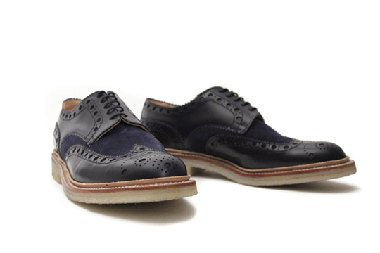 HeritageResearch Grenson AW12 11 Grenson for Heritage Research Autumn/Winter 2012 Footwear